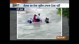 Watch how monsoon rain is effecting life of people across the country