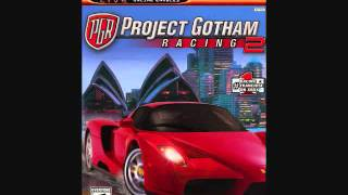 Project Gotham Racing 2 Kudos world series theme