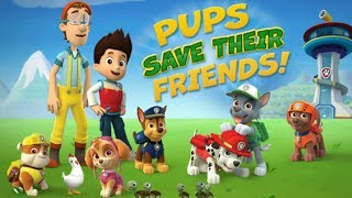 PAW Patrol Pups Save Their Friends Game
