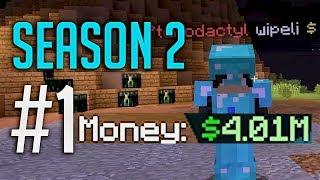 4.1M MONEY!!! | Skyblock Season 2 Episode 1 | GD Venus