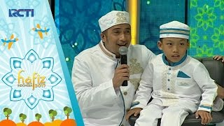 HAFIZ INDONESIA - Keterbatasan Tidak Menjadi Penghalang Alan Menhafal Al-Qur'an [22 Mei 2017]