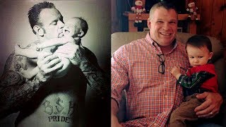 WWE Superstars Rare Family Photos | The Undertaker & Kane