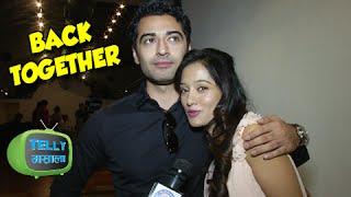 Zain and Aliya Of Beinteha aka Harshad and Preetika Reunite