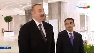 İlham Əliyevlə Sofiyanın maraqlı dialoqu - Video
