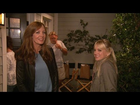 Xxx Mp4 On Set With Allison Janney And Anna Faris At 'Mom ' TV S Most Improved Comedy 3gp Sex