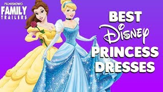 The Best Disney Princess Dresses