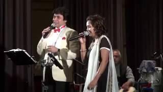 Yeh Parda hata Do ..by Khalid Baig (Pak) & Sumana Ganguly (Canada)