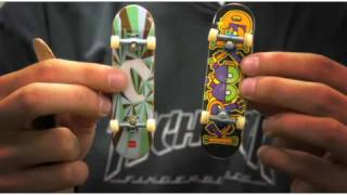 How to Pick a Tech Deck | Fingerboarding