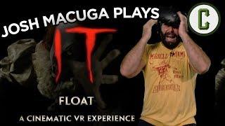 Josh Macuga Floats and Cries Through