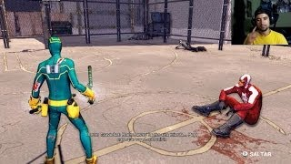 KICKASS 2 GAMEPLAY PC | ESPAÑOL | PARTE 2