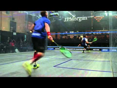 Squash: Shot Of The Month -