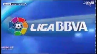 Barcelona vs Espagnol 5-0 08/05/2016