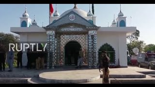 Pakistan: Police cordons off shrine after custodians allegedly drug and kill 20 devotees