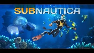 Subnautica Gameplay #1! No Commentary!