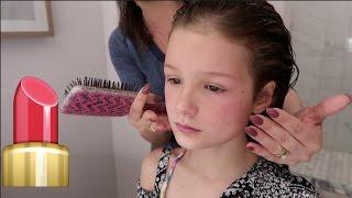 Allergic to Makeup?💄 (WK 328.4) | Bratayley