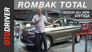 Suzuki All New Ertiga 2018 Indonesia   First Impression   OtoDriver