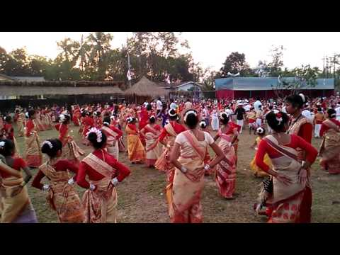 Sonapur bihu workshop 2017