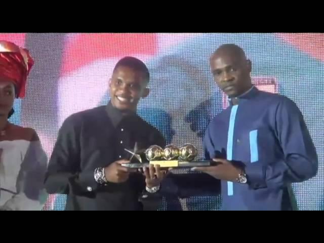 RCI: des légendes africaines du foot honorées !