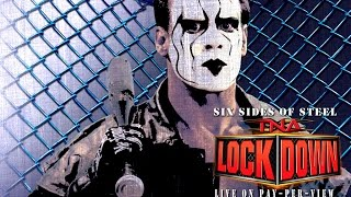 TNA Lockdown 2006 Review