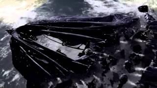You tube. Stargate Atlantis - Space battles (ver. 4, extended)