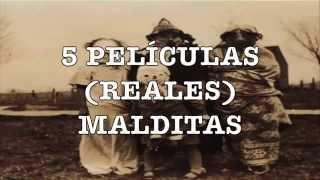 5 Películas (reales) malditas (Parodia de DrossRotzank)