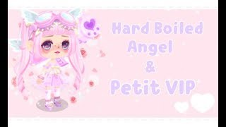 LINE Play - Hard Boiled Angels & Petit VIP Spins (Angel Upgrade)