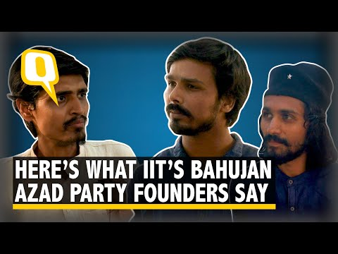 50 IITians Created 'Bahujan Azad Party' But How Effective Is It