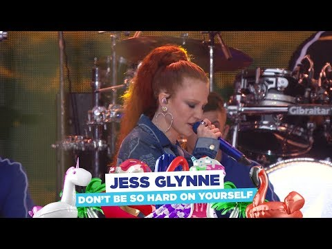 Jess Glynne - 'Don't Be So Hard On Yourself' (live at Capital's Summertime Ball 2018)