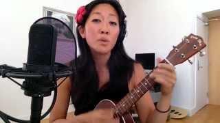 Day 46: Maybe I'm Amazed - Paul McCartney ukulele cover // #100DaysofUkuleleSongs