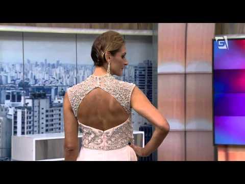 Desfile da Janette Moda Feminina no programa MULHERES 28 03 2014