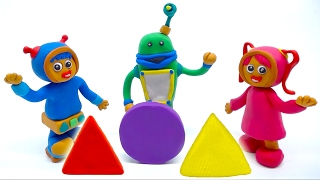 Learning Colors Team Umizoomi Episodes Play Doh Fun Superhero Stopmotion Videos