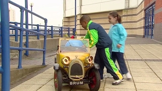 Brum 406 | RAMPANT ROBOT | Kids Show Full Episode