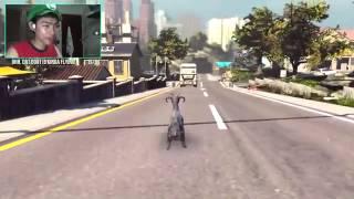 UNA CABRA CON ESTEROIDES !!   Goat Simulator