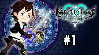 Kingdom Hearts Unchained χ [LP Part 1] [Cami's Awakening]