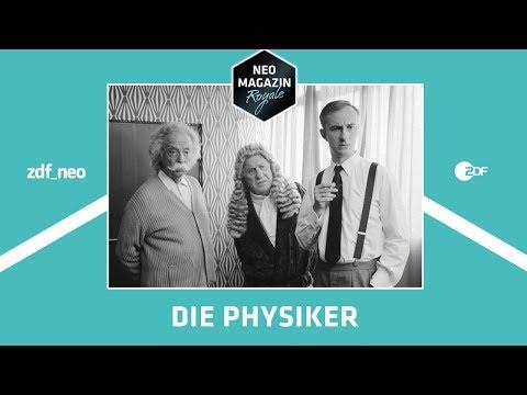 Xxx Mp4 Letzte Stunde Vor Den Ferien Die Physiker NEO MAGAZIN ROYALE Mit Jan Böhmermann ZDFneo 3gp Sex