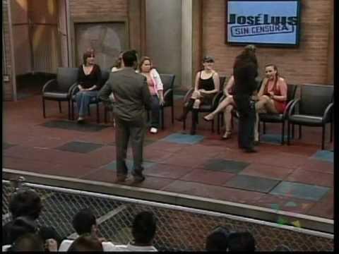 Jose Luis Sin Censura Enfrentare A La Amante 2D2