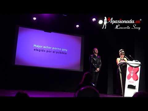 Xxx Mp4 Entrega De Premio Ninfa 2017 Mejor Actor Gay Elegido Por El Público 3gp Sex