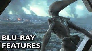 Prometheus Blu-Ray Features, Alternative Endings and Bonus