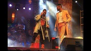 Diamond Platnumz Ft Mario - African Beauty (Live Performance)