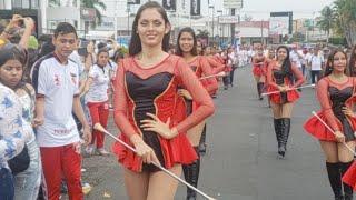 Cachiporras del INFRAMEN 15 De Septiembre En Vivo | El Salvador
