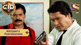 Your Favorite Character | Abhijeet's Fearlessness | CID