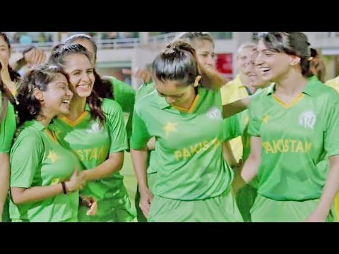 Q Mobile Sexy Add & Real Situation of Female Pakistani Cricketers
