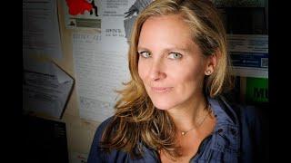 Cristina Martín, autora de 'Perdidos. Los planes secretos del Club Bildeberg'. 30-5-2014
