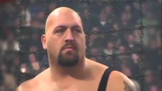 WWE No Way Out 2009 RAW Elimination Chamber Match 720p HD