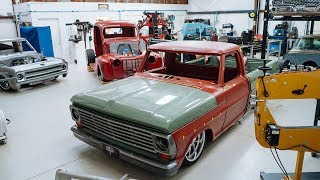 From TV Build To YouTube Build KC's 1000HP Frankenstein F100 Goes To Fabrication