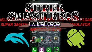 HOW TO DOWNLOAD SUPER SMASH BROS MELEE GAMECUBE ON ANDROID