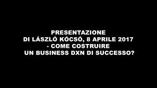 Come costruire un business DXN di successo?