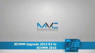 SCVMM Upgrade 2012 R2 to SCVMM 2016 - Turtorial