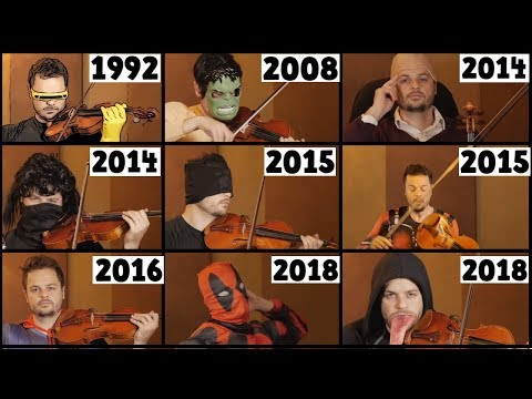 Evolution of Marvel Music EXTENDED EDITION 1992 2018 Stan Lee Tribute