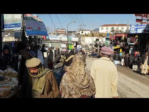 Rawalakot bazar Uni road